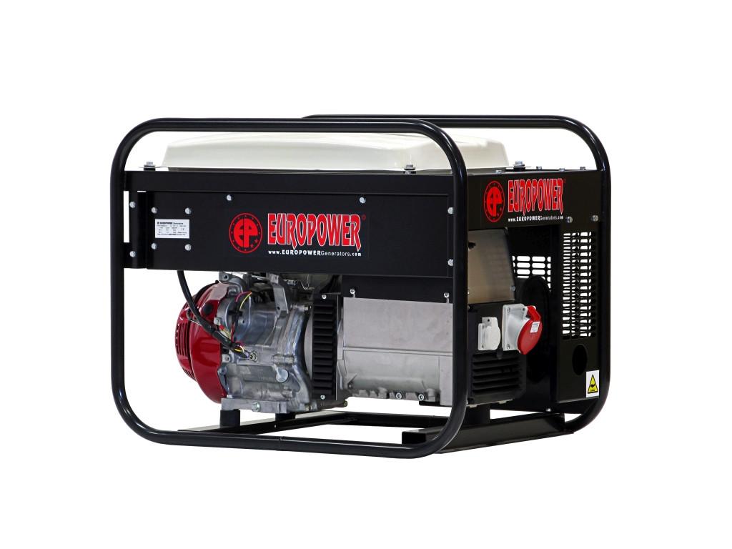 Бензиновый генератор (Бензогенератор) Europower EP 6500 TLN