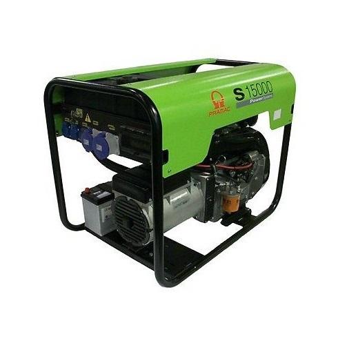 Дизельный генератор (электростанция) Pramac S15000, 400/230V, 50Hz