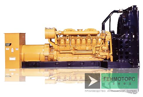 Дизельный генератор (электростанция) Caterpillar 3516