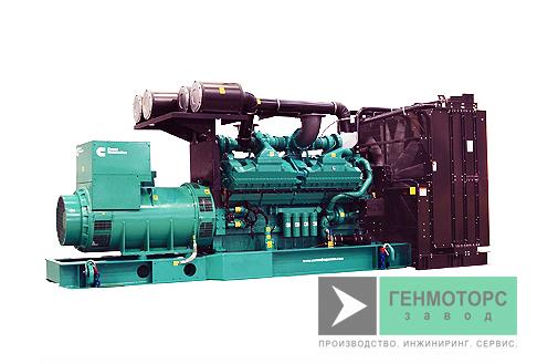 Дизельный генератор (электростанция) Cummins C2250D5