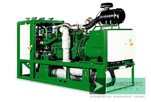 Газопоршневая электростанция (ГПУ) 2G Agenitor 312