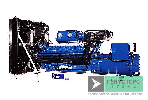 Дизельный генератор (электростанция) FG Wilson P2000 / P2250E