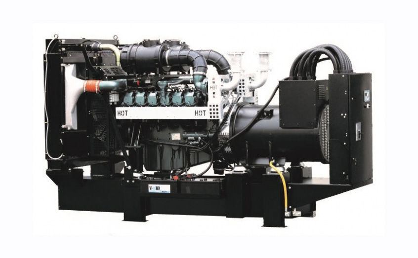 Дизельный генератор (электростанция) Energo ED 400/400 D