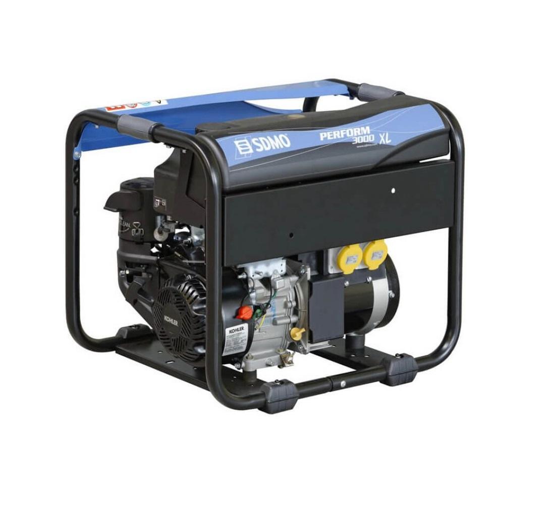Бензиновый генератор (Бензогенератор) SDMO PERFORM 3000 XL