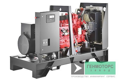Дизельный генератор (электростанция) Gesan QI 140 ME