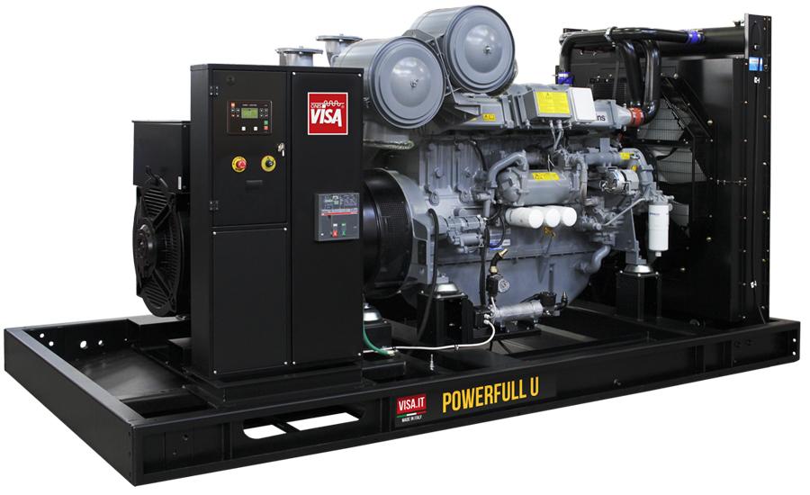 Дизельный генератор (электростанция) Onis Visa P1050