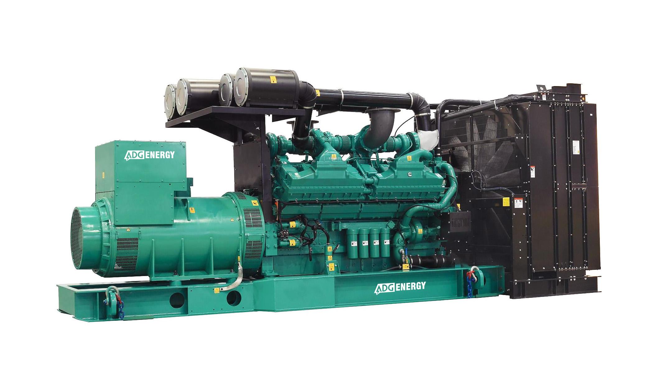 Дизельный генератор (электростанция) ADG-ENERGY AD-2750C
