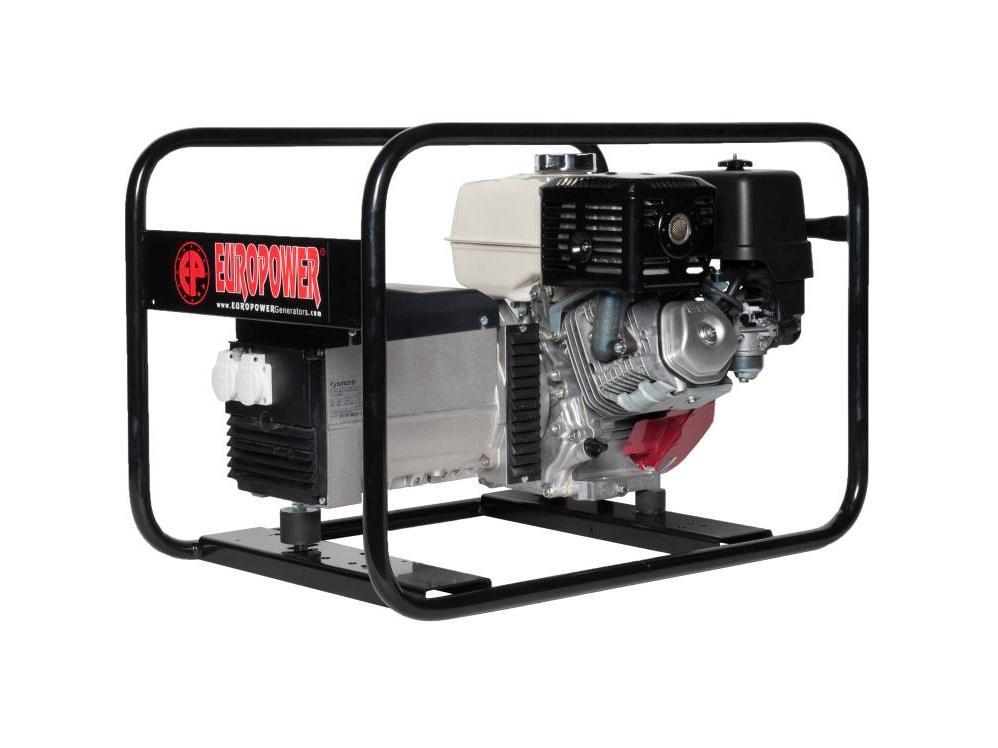 Бензиновый генератор (Бензогенератор) Europower EP 6000