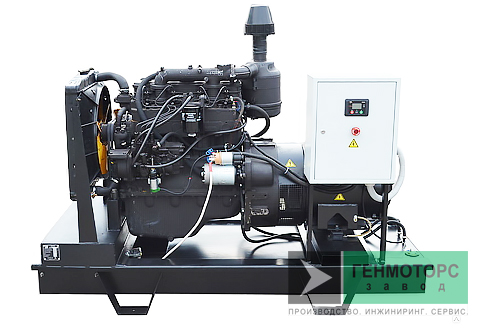 Дизельный генератор (электростанция) ММЗ АД-56