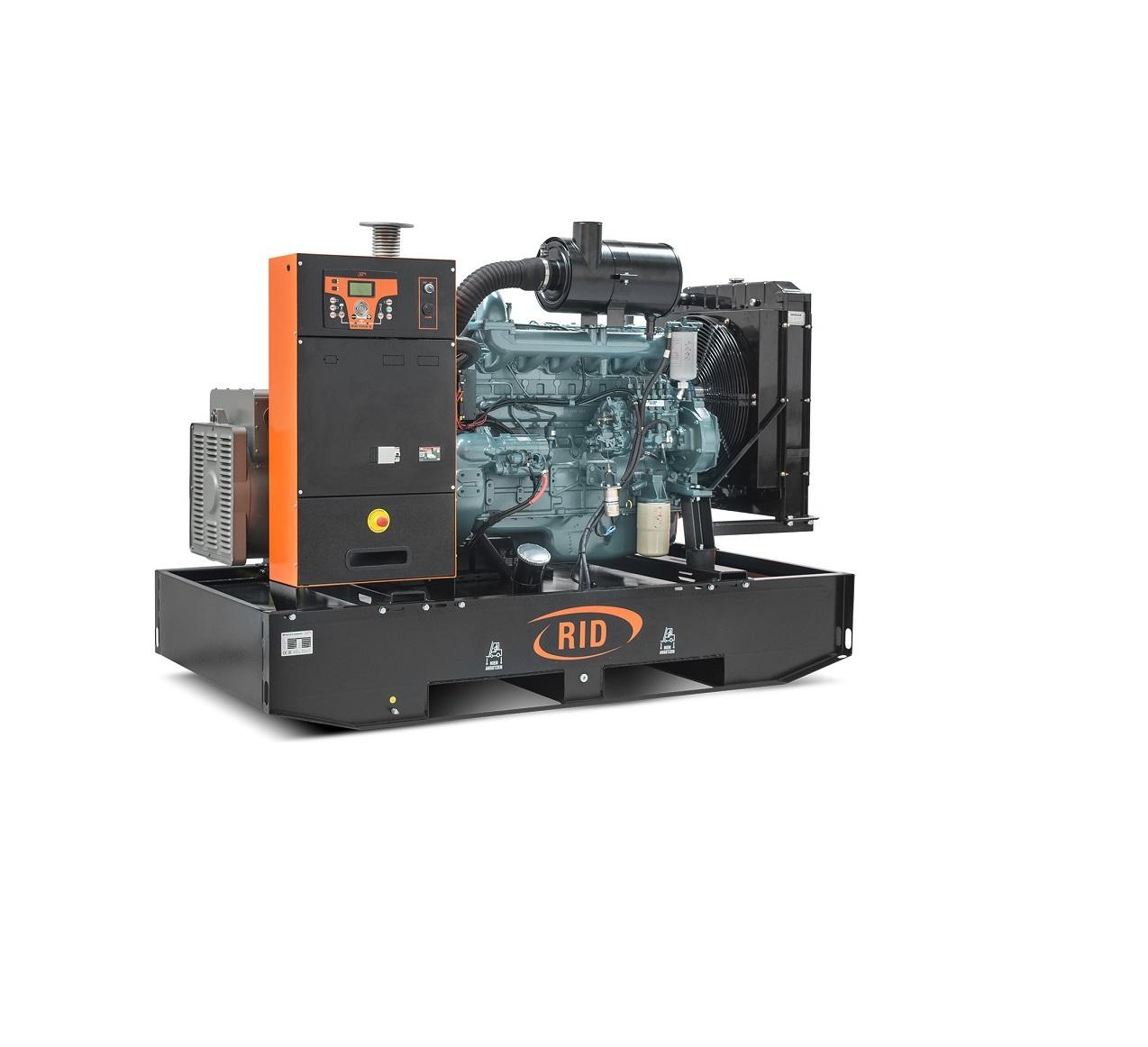 Дизельный генератор (электростанция) RID 150 B-SERIES