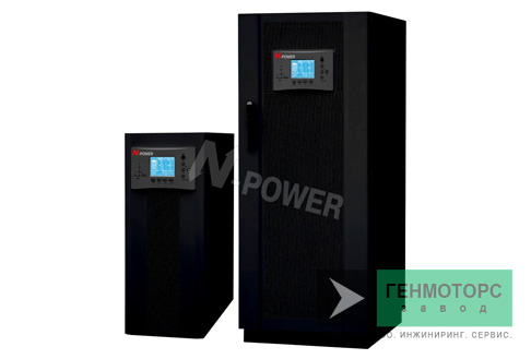 Источник бесперебойного питания Power-Vision Black W30000