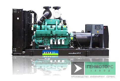 Дизельный генератор (электростанция) AKSA AC1650