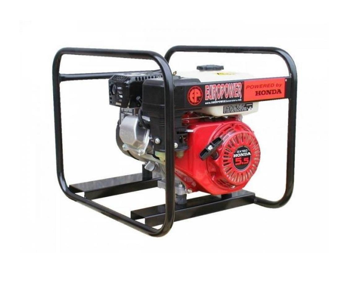 Бензиновый генератор (Бензогенератор) EUROPOWER ЕР2500
