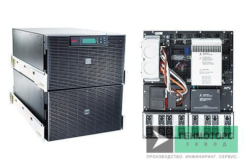 Источник бесперебойного питания APC Smart-UPS RT 15000 ВА