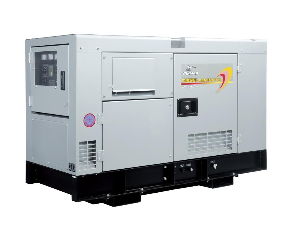 Дизельный генератор (электростанция) Yanmar YEG170DSLS-5B