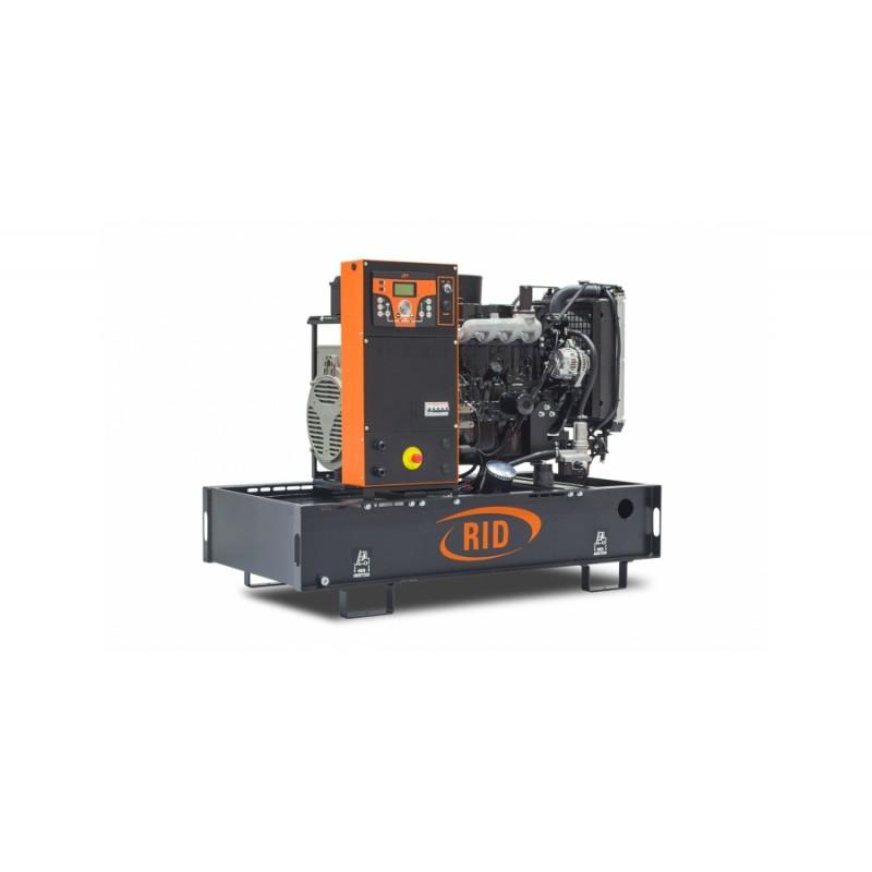 Дизельный генератор (электростанция) RID 10/1 E-SERIES