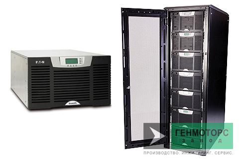 Источник бесперебойного питания Eaton BladeUPS 12 кВт до 60 кВт