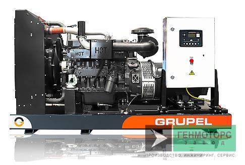 Дизельный генератор (электростанция) G110IVGR Grupel