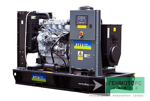 Дизельный генератор (электростанция) AKSA APD40A