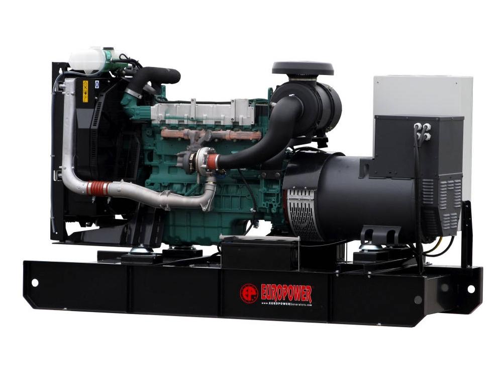 Дизельный генератор (электростанция) Europower EP 250 TDE