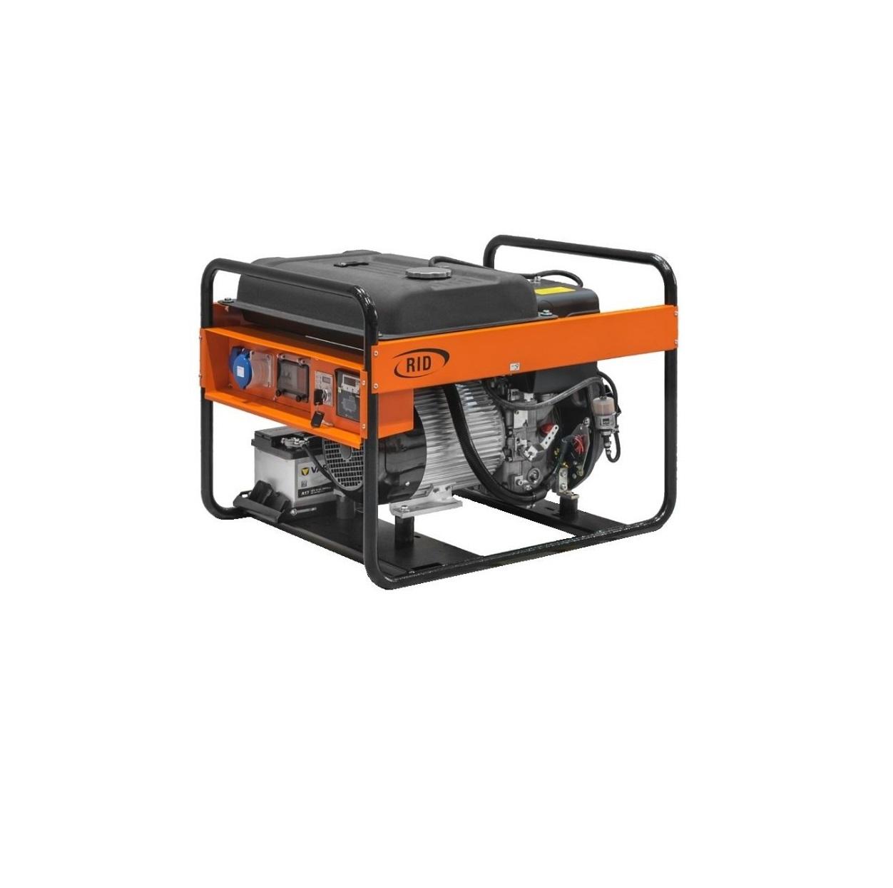 Дизельный генератор (электростанция) RID RZ 10000 DE