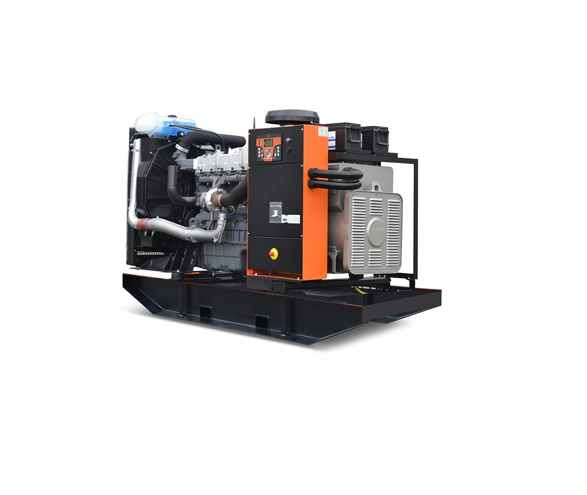 Дизельный генератор (электростанция) RID 200 B-SERIES