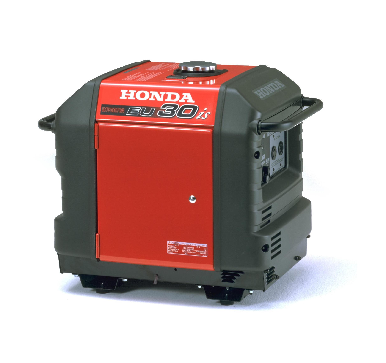 Бензиновый генератор (Бензогенератор) Honda EU 30 is