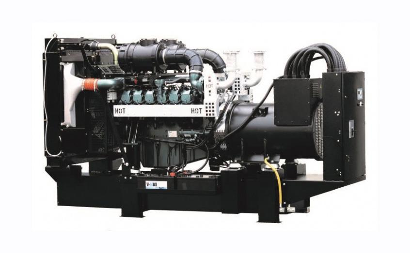 Дизельный генератор (электростанция) Energo ED 670/400 D