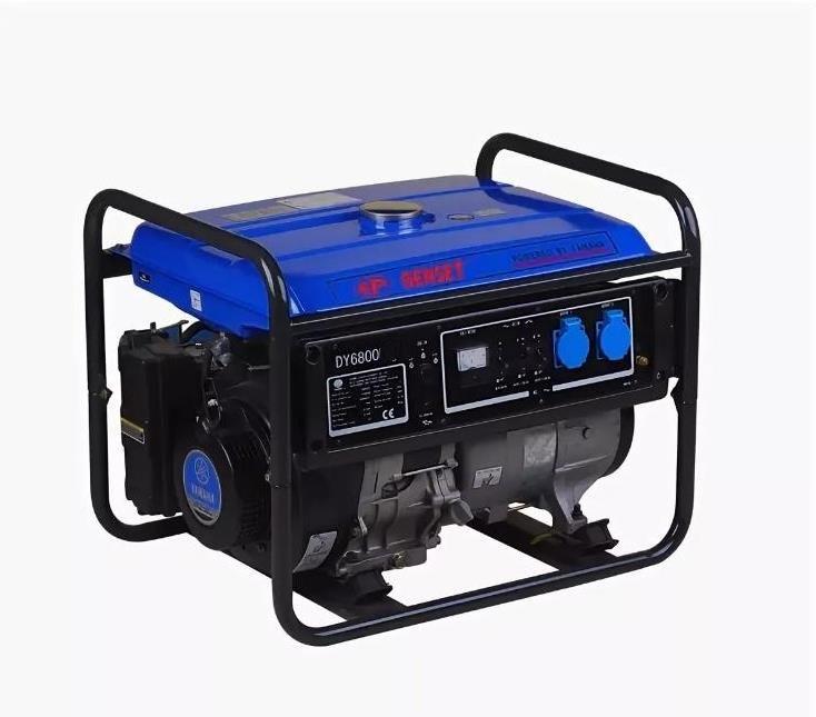 Бензиновый генератор (Бензогенератор) Yamaha DY 6800 Т