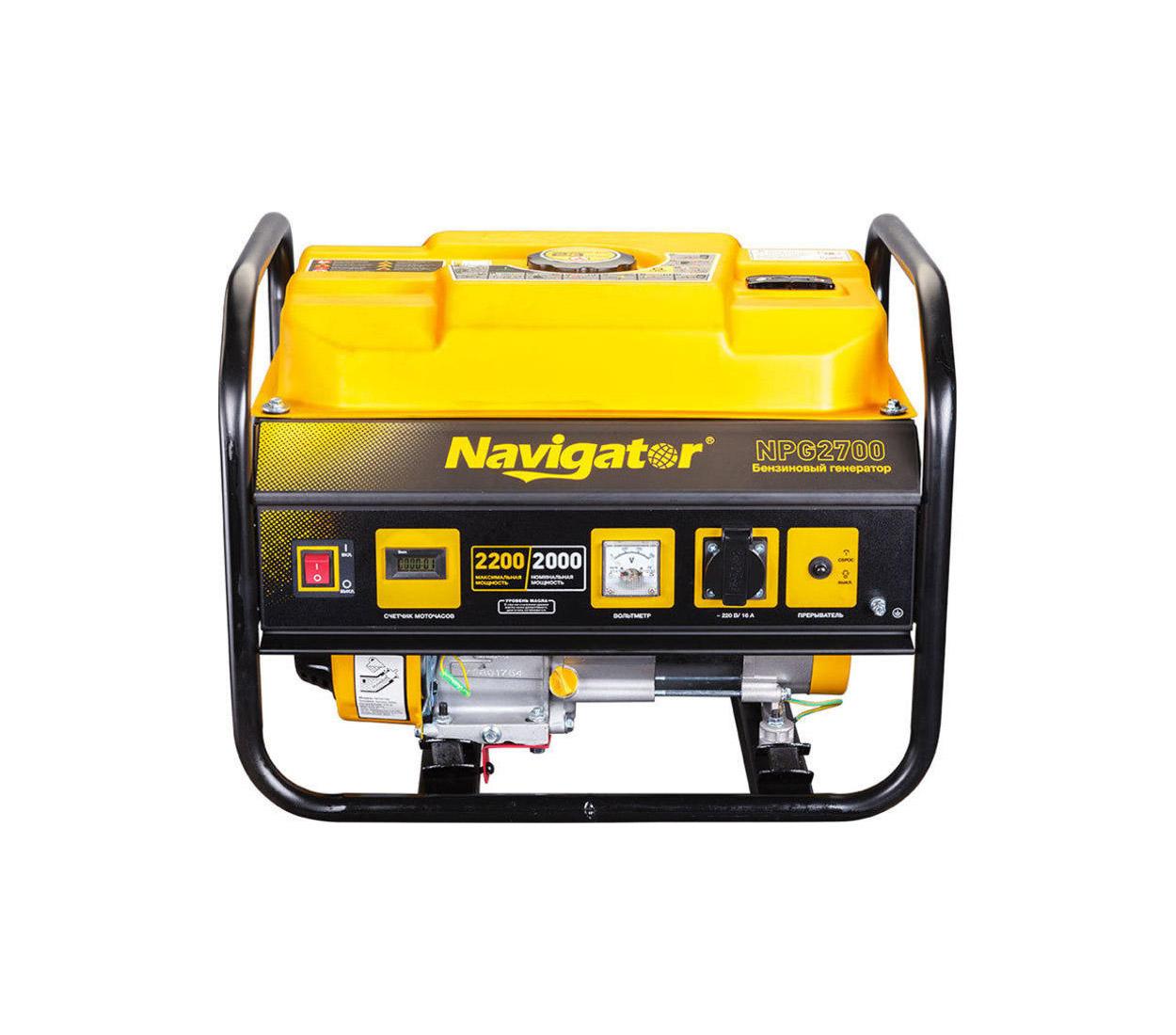 Бензиновый генератор (Бензогенератор) Firman NAVIGATOR NPG2700