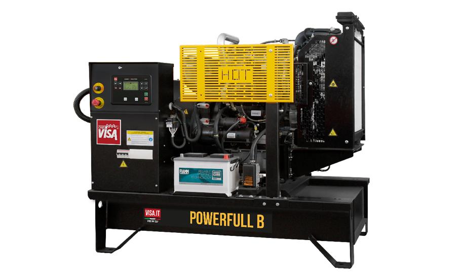 Дизельный генератор (электростанция) Onis Visa F120
