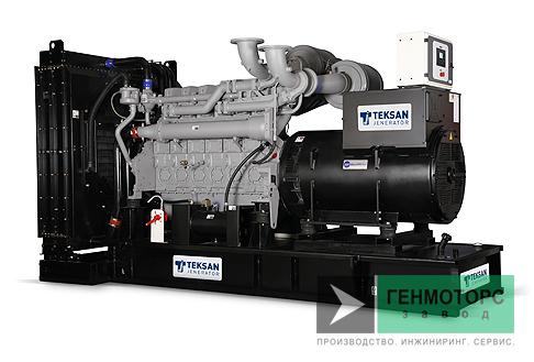 Дизельный генератор (электростанция) Teksan TJ1000PE5C