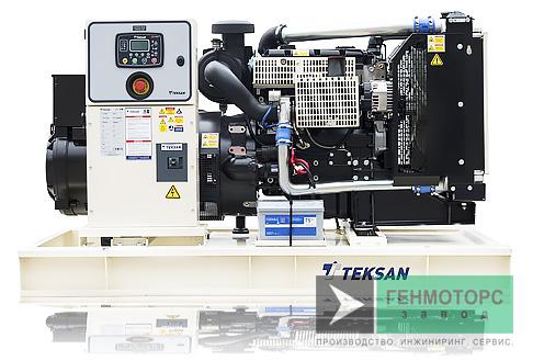 Дизельный генератор (электростанция) Teksan TJ110PE5C