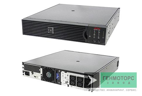 Источник бесперебойного питания APC Smart-UPS SURT1000RMXLI