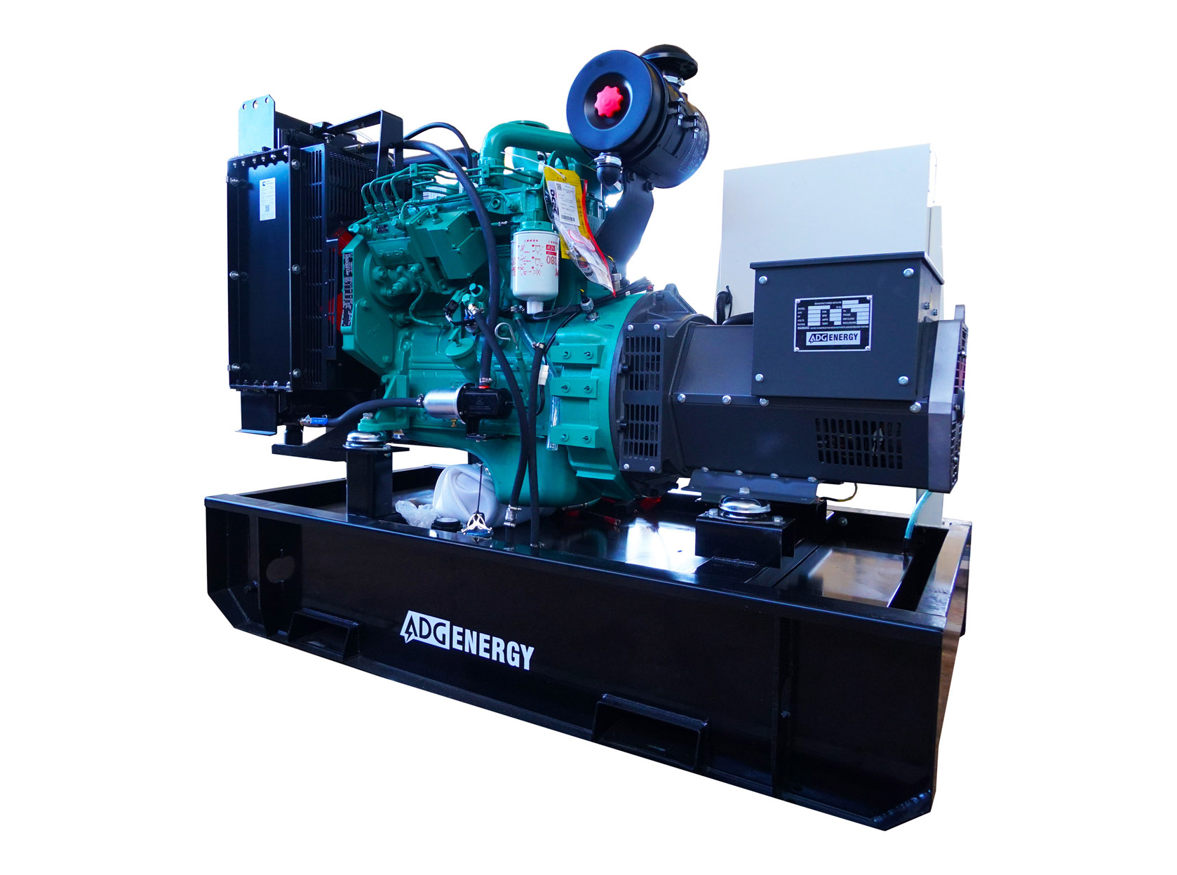 Дизельный генератор (электростанция) ADG-ENERGY AD-100C