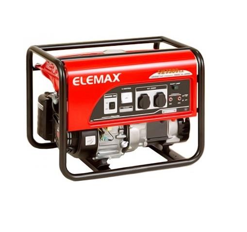 Бензиновый генератор (Бензогенератор) ELEMAX SH6500EX-RS