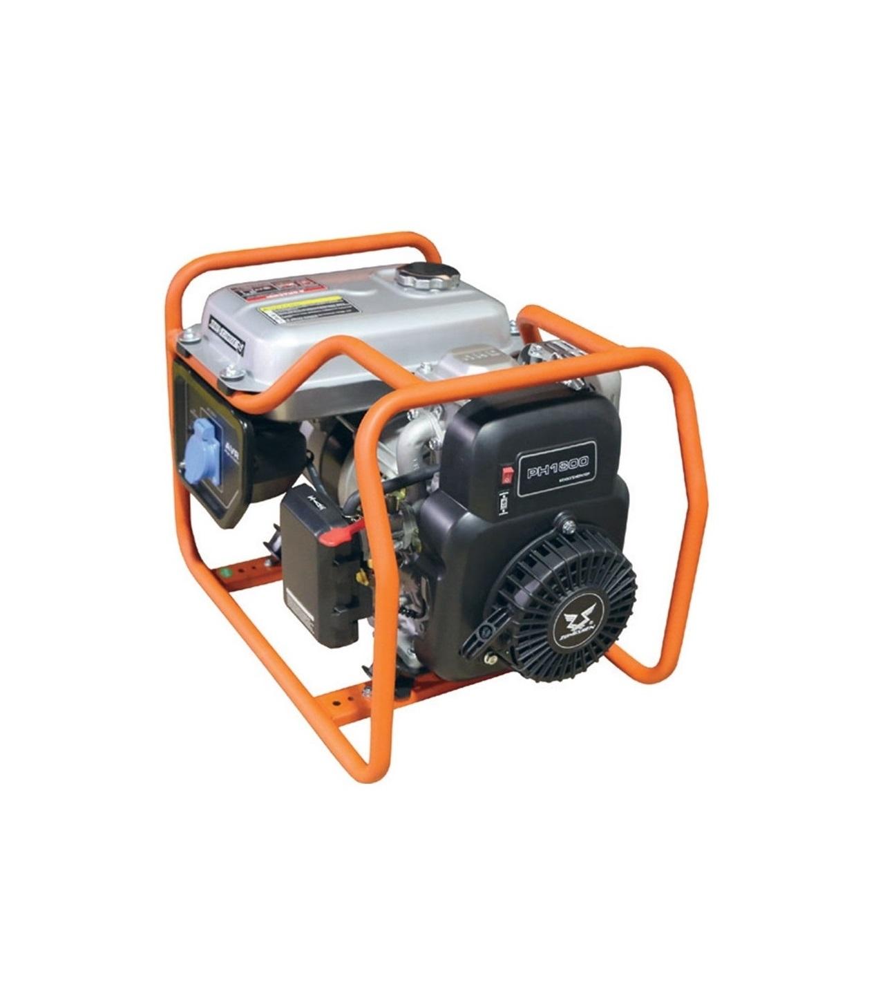 Бензиновый генератор (Бензогенератор) Zongshen PH 1800