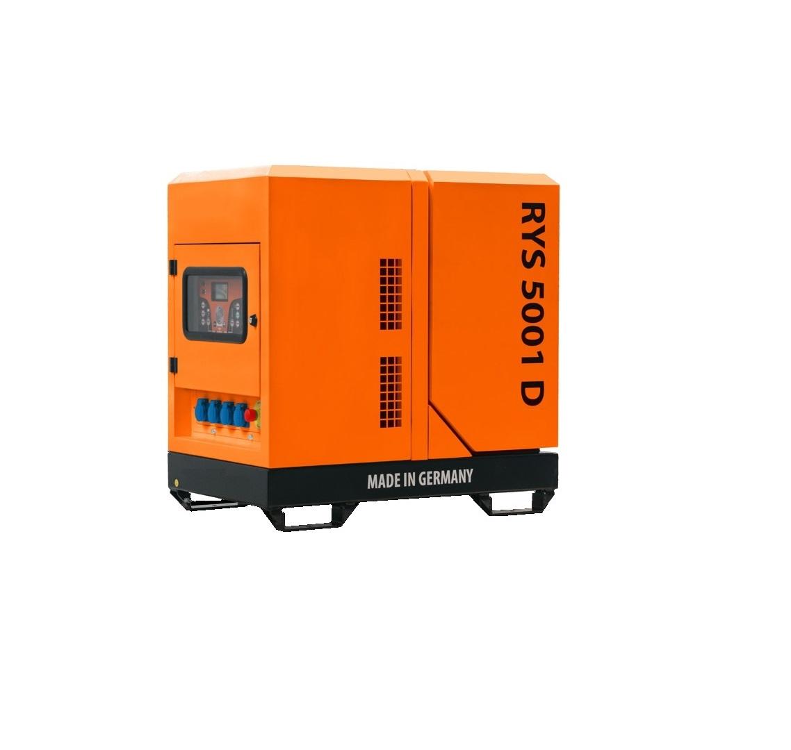 Дизельный генератор (электростанция) RID RYS 5001 D