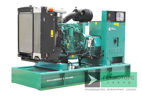 Дизельный генератор (электростанция) Cummins C220D5e