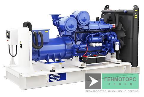 Дизельный генератор (электростанция) FG Wilson P730P1 / P800E1