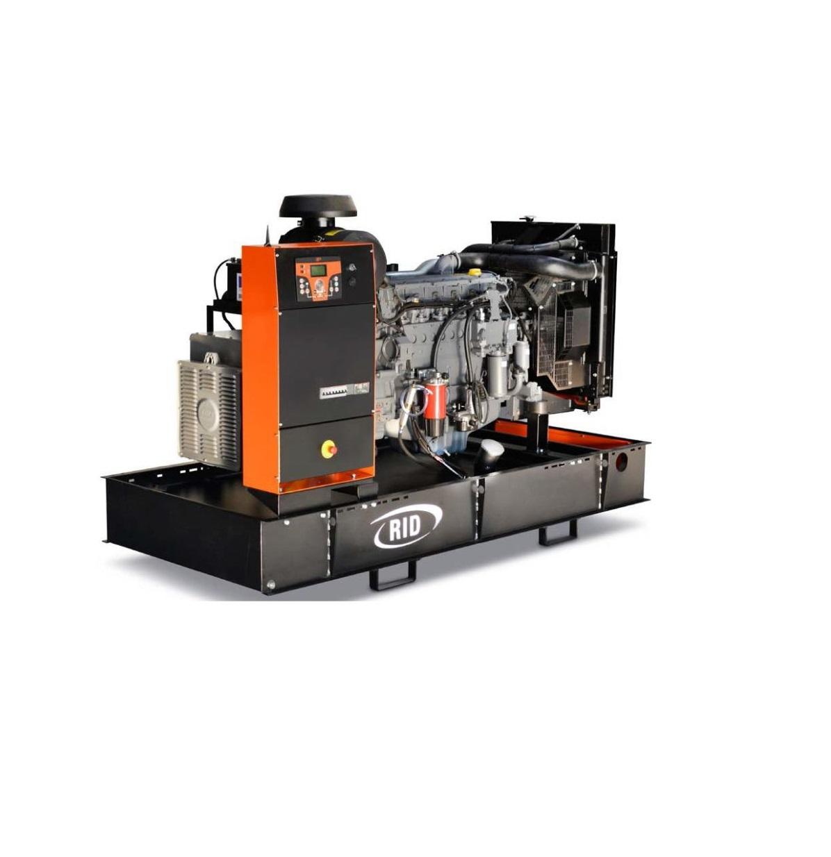 Дизельный генератор (электростанция) RID 800 E-SERIES