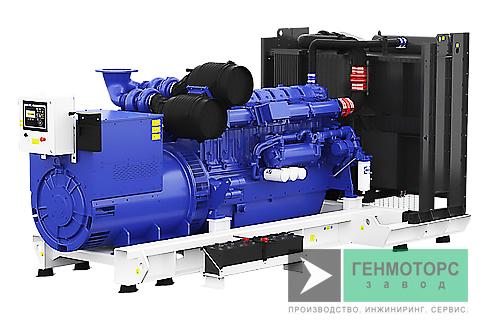 Дизельный генератор (электростанция) FG Wilson P910P1 / P1000E1
