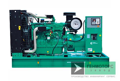 Дизельный генератор (электростанция) Cummins C550D5e