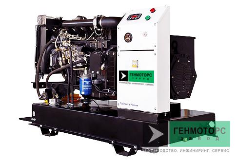 Дизельный генератор (электростанция) АД-8С-Т400