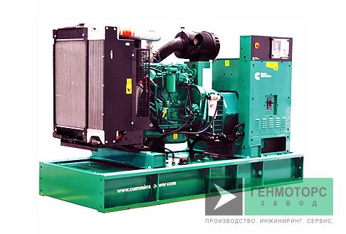 Дизельный генератор (электростанция) Cummins C350D5