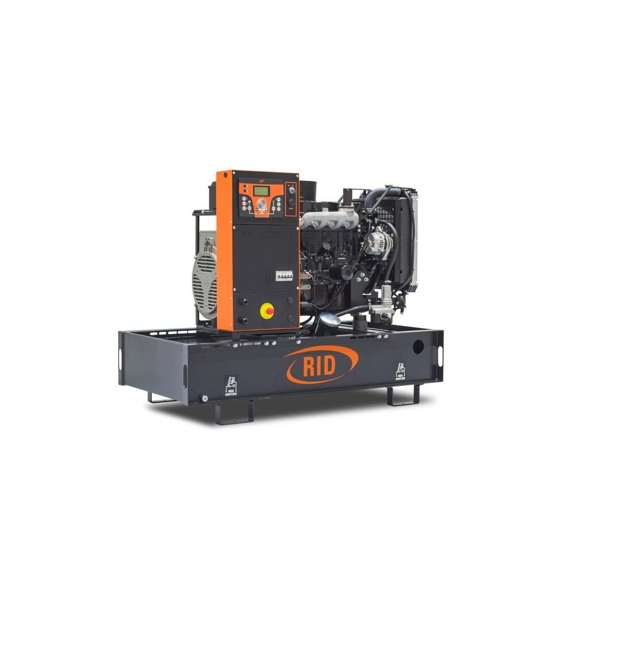 Дизельный генератор (электростанция) RID 20 E-SERIES