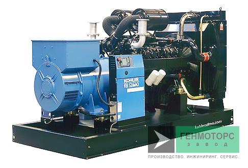 Дизельный генератор (электростанция) SDMO D700