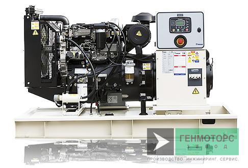 Дизельный генератор (электростанция) Teksan TJ99PE5C