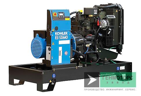 Дизельный генератор (электростанция) SDMO J33