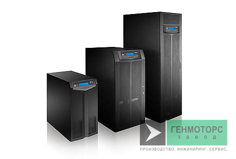 Источник бесперебойного питания Delta Ultron HPH-series 100 кВт
